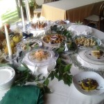 piatti realizzati al corso di cucina vegana