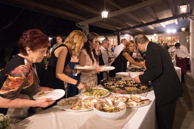 Super Catering per matrimonio. Decidi tu quanto spendere MK42