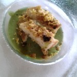 piatto realizzato al corso di cucina vegana