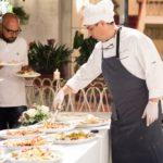 servizio catering per matrimonio
